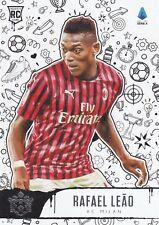 Rafael Leao 2019-20 Panini Chronicles Pitch Kings Level III 3 RC AC Milan