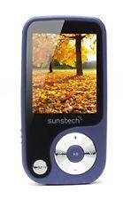 B) MP4 Sunstech Thorn 4 GB azul