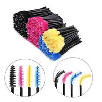 (200~500 pcs) Disposable Mascara Wand Brush Eyelash Extension Applicator Makeup