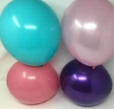 Mermaid Balloons, Under the Sea Party, Party balloons, Blue Purple Mint, Mermaid