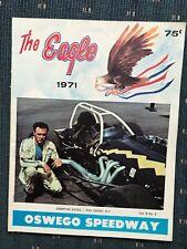 1971 Oswego Speedway Program Vol.8 #5 Kempton Dates