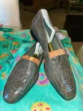 Mens Mauri Alligator Shoes