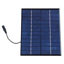 12V 5.2W Mini Solar Panel Polycrystalline Solar Cells Silicon Epoxy Solar Y4R3