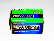 1 x Roll  FUJI  PROVIA  100F  Colour  Slide  Film--35mm/36 exps--expiry: 04/2020