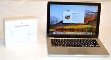 "Apple MacBook Pro A1278 13.3"" / macOS High Sierra / 8 GB RAM / 256GB SSD /"