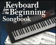 Keyboard from the Beginning Songbook Very Easy Music Book