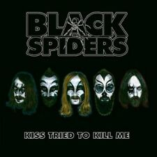Black Spiders - Kiss Tried Tokill Me Ep (NEW CD)