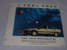"Jack Bruce (& Peter Brown):   I Feel Free  7""   Advertising Renault 21 Flexi"