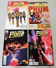 Marvel: X-Men: Pixie Strikes Back (2010) #1-4 COMPLETE SET
