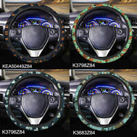 Cute Sloth Universal Fit Car Steering Wheel Cover Automotive Interior Protector