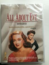 All About Eve (Dvd, 2003, Studio Classics) Factory Sealed Dvd