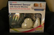 BebeSounds Angelcare Movement Sensor with Sound Monitor Model #AC201