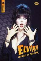 Elvira Mistress of the Dark #8 Photo Variant Dynamite comic 1ST Print 2019 NM