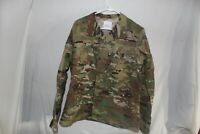 Army Combat Coat Multicam Female 33 Short Shirt Insect Shield BDU Paintball