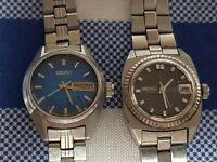 Orologio Seiko 2205 e Seiko 2706  Automatico Vintage Donna Funzionanti