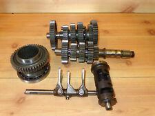 1982 Yamaha XV750 XV 750 Transmission Gears Gear Shaft Drum Forks Kit