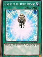 YU-GI-OH - 1x charge of the light Brigata-sr02-Structure Deck Rise of the TR