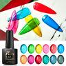 RBAN NAIL 8ml Nail Art UV Gel Nail Polish Candy Jelly Glass Gel Soak Off Varnish
