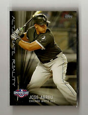 d67378ef7 Jose Abreu Chicago White Sox 2016 Topps Opening Day Alternate Reality AR-14  Mint