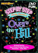 Drew's Famous OVER THE HILL STEP BY STEP PARTY DANCES - LEARN HOW TO DANCE! NEW!