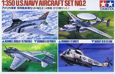 Tamiya U.S. Navy Aircraft set #2 for Enterprise Aircraft Carrier model kit 1/350
