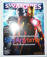 Sky Movies magazine (New) - May / June 2011 Iron Man 2 cover