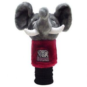 Licensed NCAA Alabama Crimson Tide Driver Golf Mascot Head Cover