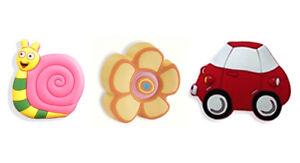 Children Knob/Handle for Wardrobe Drawer Cabinet Cupboard Kids