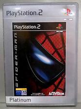 SPIDER-MAN - PLAYSTATION 2 - PAL ESPAÑA - COMPLETO