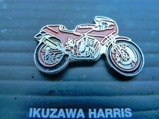 PIN'S MOTO/   IKUZAWA HARRIS