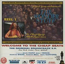 The Wonder Stuff - Welcome to the Cheap Seats (1992)  CD EP  NEW  SPEEDYPOST