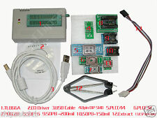 TL866A+9 Adapters Extractor High Speed Programmer USB IC EPROM EEPROM FLASH BIOS