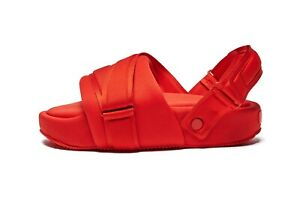 Y3 Rouge Adidas Neuf en Boîte Glissières - Taille UK 10 9 8 7 6 5 299