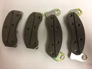 F4AZ-2001-A Front Brake Pads OEM For Ford LTD Crown Victoria Town Car 1991-1994
