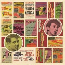 Vinyles rock Gene Vincent