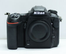 Nikon D500 20.9MP Digital SLR Camera - black body