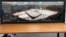 2010 NHL Winter Classic 36x12 Picture Frame Flyers Vs Bruins