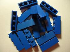 LEGO 1 x 4 BLUE BRICK PART 3010 x 15