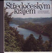 A3 STREDOCESKYM KRAJEM  guide en 3 langues russe allemand et anglais