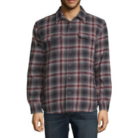 Men's St. John's Bay Flannel Lightweight Shirt Jackets MSRP $60
