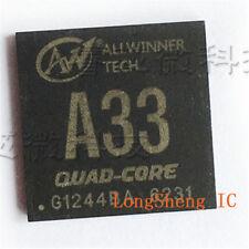 1 un. Allwinner Tech 33 A33 CPU BGA IC Chip Nuevo