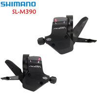 Shimano ACERA SL-M390 3/9/27 Speed MTB Bike Trigger Lever Shifter Set New US