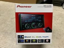 Pioneer MVH-S620BS DoubleDIN Bluetooth Digital Media Receiver SiriusXM Ready NEW