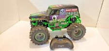 New Bright Monster Jam RC Grave Digger 1:24 Scale 2.4 GHz Excellent Condition