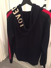 GUCCI Loved Mens Cardigan Size M LIKE NEW RARE PIECE SOLD OUT