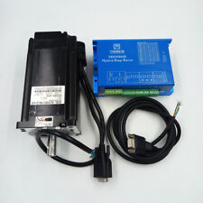 1712oz In Closed Loop Stepper Motor Nema34 Hybrid Driver Powerencoder Cable Cnc
