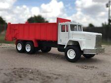 Custom Ertl Paystar Heavy Haul Manure spreader truck