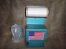 "LABEL PROTECTION TAPE DISPENSER 6"" HEAVY DUTY W/TAPE FREE S/H"