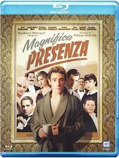 Blu Ray MAGNIFICA PRESENZA - (2012) *** Contenuti Speciali *** ......NUOVO