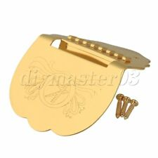 """Golden Mandoline Saitenhalter w/"""""""" K """"f"""